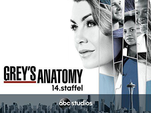 Amazon Prime Greys Anatomy Staffel 14