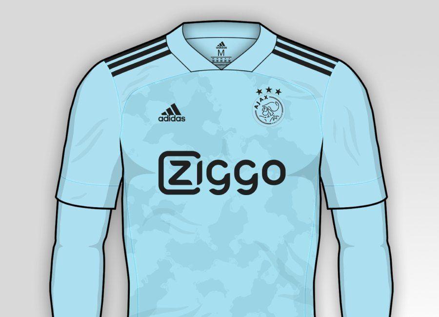 Ajax 2020 21 Away Kit Prediction Afca Ajaxamsterdam Afcajax Soccer Outfits New Football Shirts Ajax