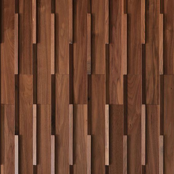 Wood Strips Wood Panel Walls Wall Coverings 3d Wall Panels