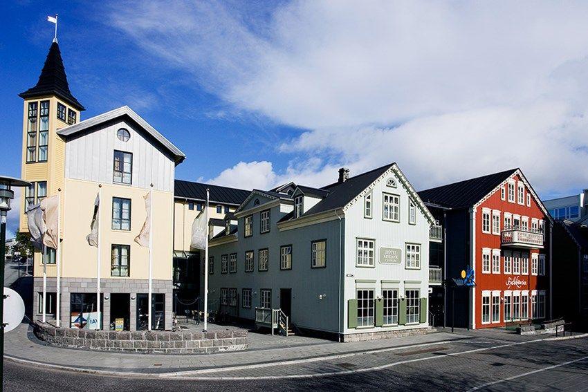 Hotel Reykjavik Centrum City Centre In Iceland