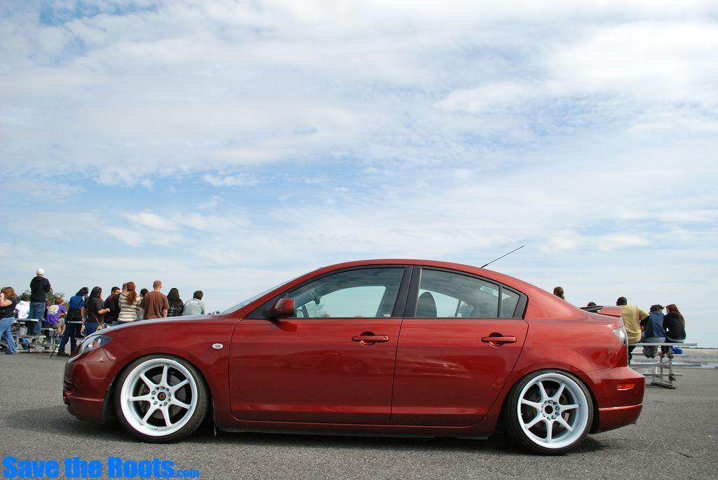 The Slammed Thread Closed Mazda 3 Sedan Mazda Mazda 3