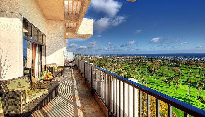 newport beach marriott hotel spa presidential balcony newport rh in pinterest com