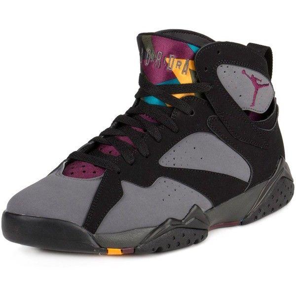 online store 7531e e69ac Nike Jordan Men s Air Jordan 7 Retro Basketball Shoe ( 200) ❤ liked on  Polyvore featuring men s fashion, men s shoes, nike mens shoes, mens shoes  and mens ...