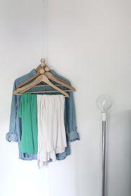 RAM SAM SAA: DIY coat rack