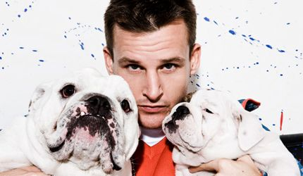 Meaty And Beefy They Are The Dog S Names Get Your Mind Out Of The Gutter 1 Reason To Watch Fantasy Factory Bulldog Rob Dyrdek Doggy
