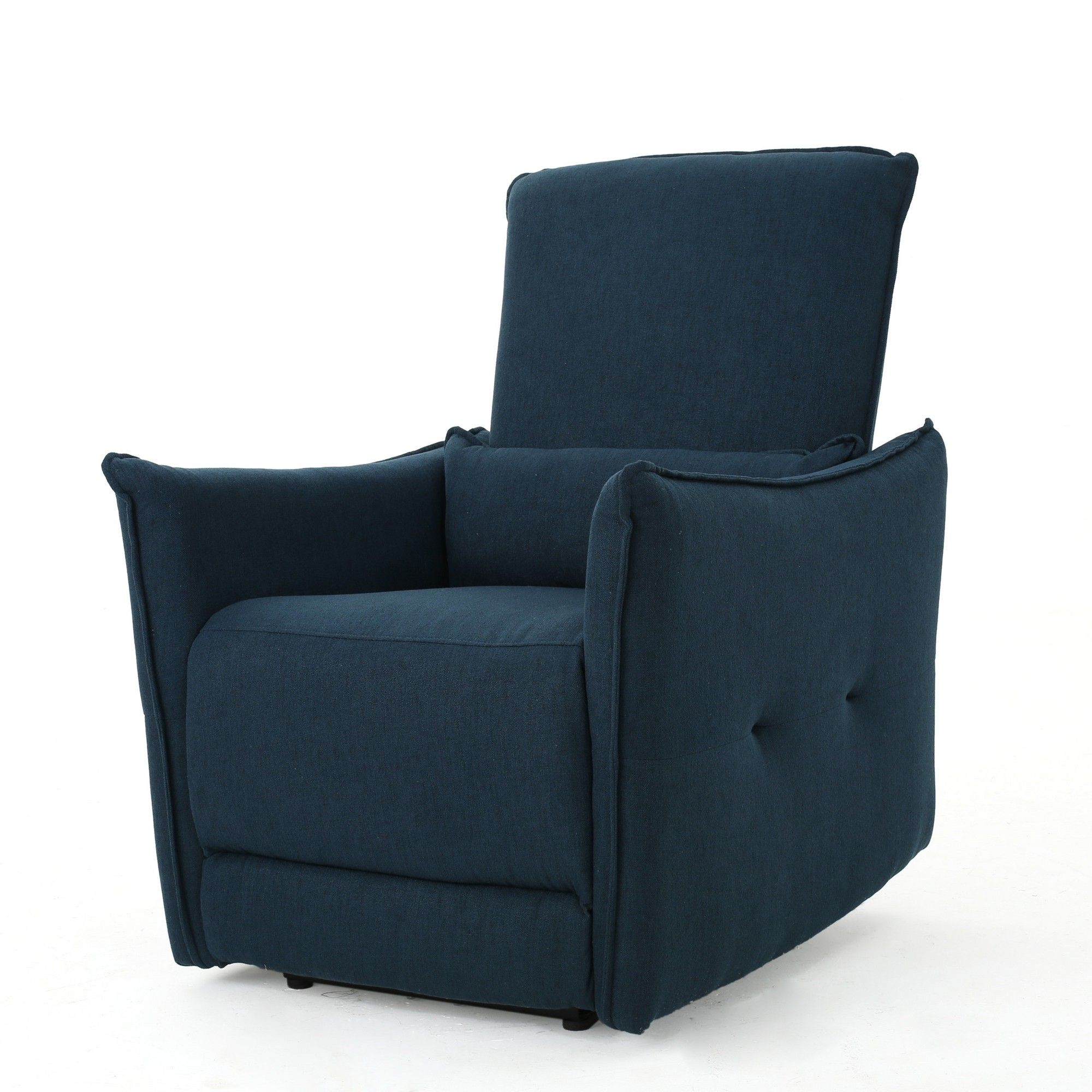 bodhi power recliner navy blue christopher knight home rh pinterest com