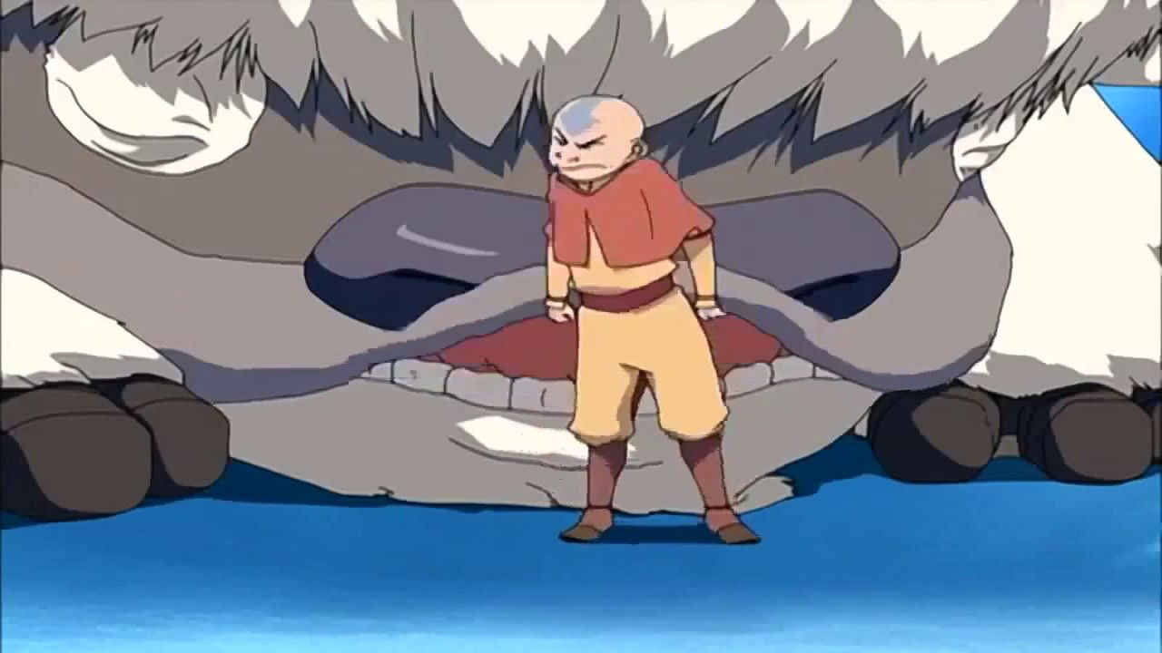 Avatar The Last Airbender This is Appa, my flying bison