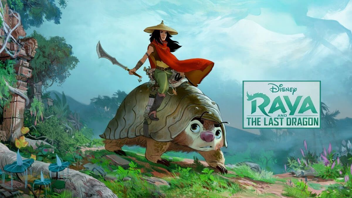 Raya And The Last Dragon Coming To Disney And Theaters Simultaneously Inside The Magic Dragon Movies New Animation Movies Walt Disney Animation Studios
