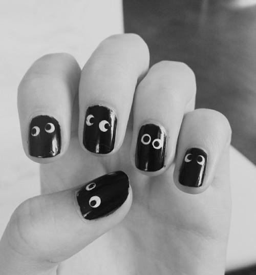 Halloween nails ✿