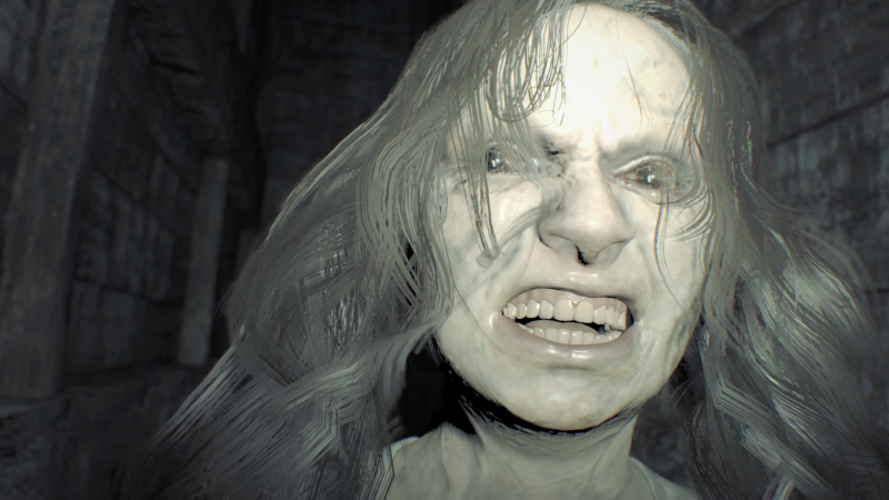 Here S Why Resident Evil 7 Characters Have Such Great Teeth Resident Evil Resident Evil 7 Characters Evil