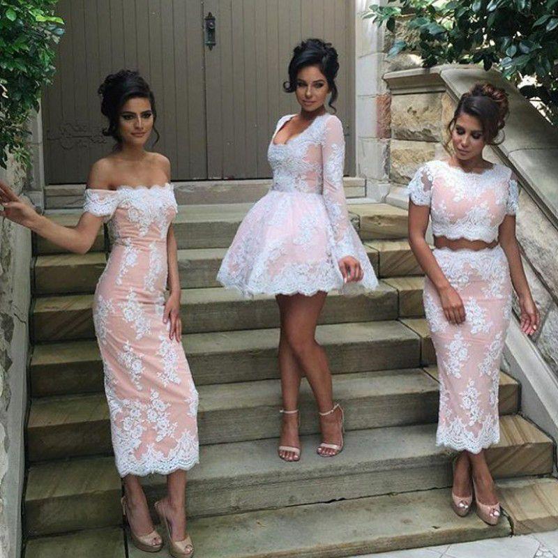Elegant Matron of Honor Dresses