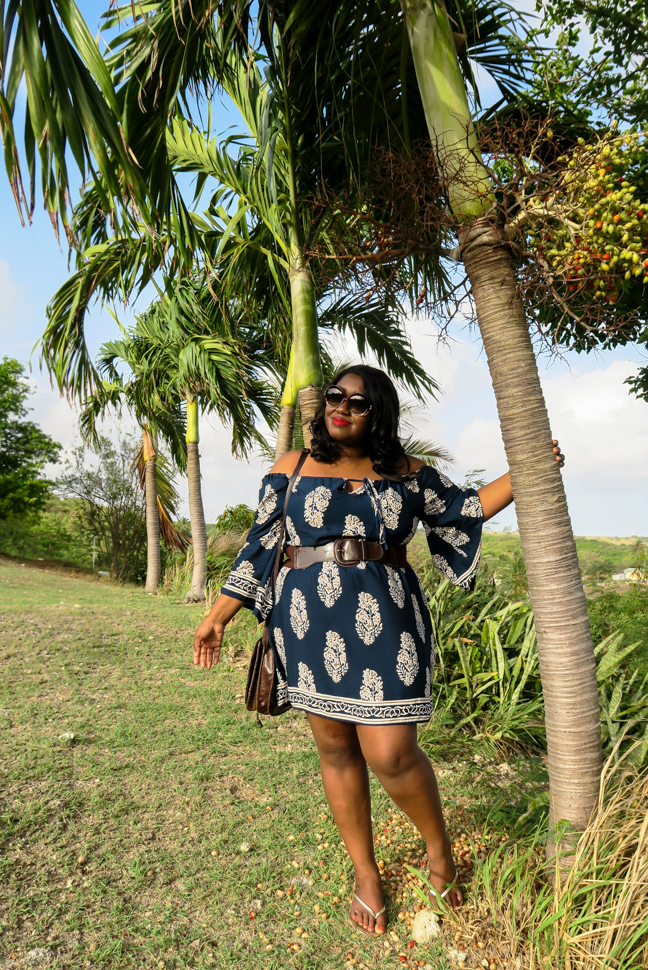 d300a7c1b9a Shapely Chic Sheri - Curvy Fashion and Style Blog  Bajan Beauty Plus Size  Summer Fashion
