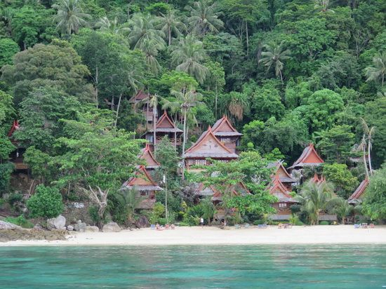 Youll Want To Get Into One Of These Bungalows At Phi Phi Relax