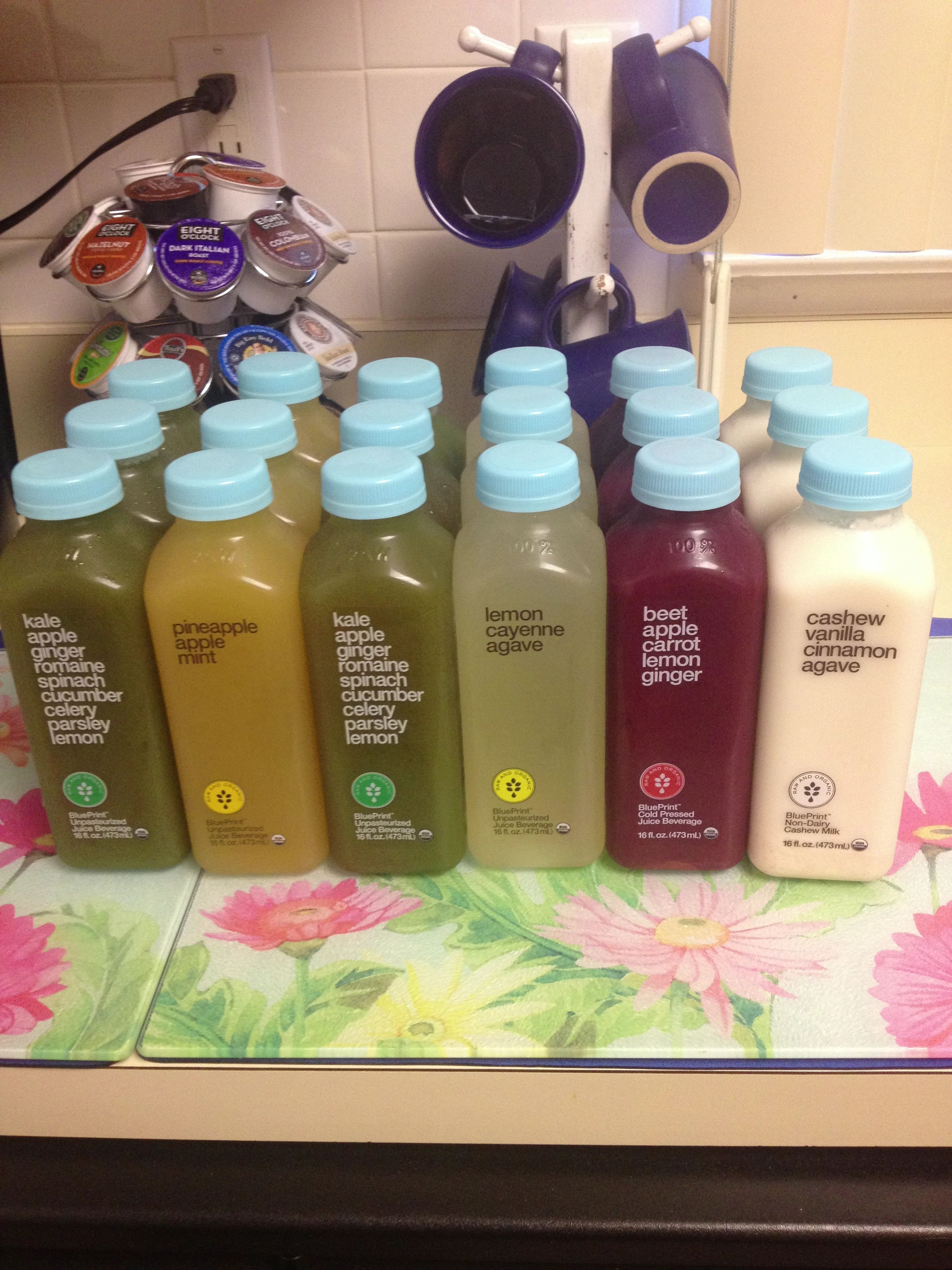 Conquered the blueprint 3 day juice cleanse jucing pinterest conquered the blueprint 3 day juice cleanse malvernweather