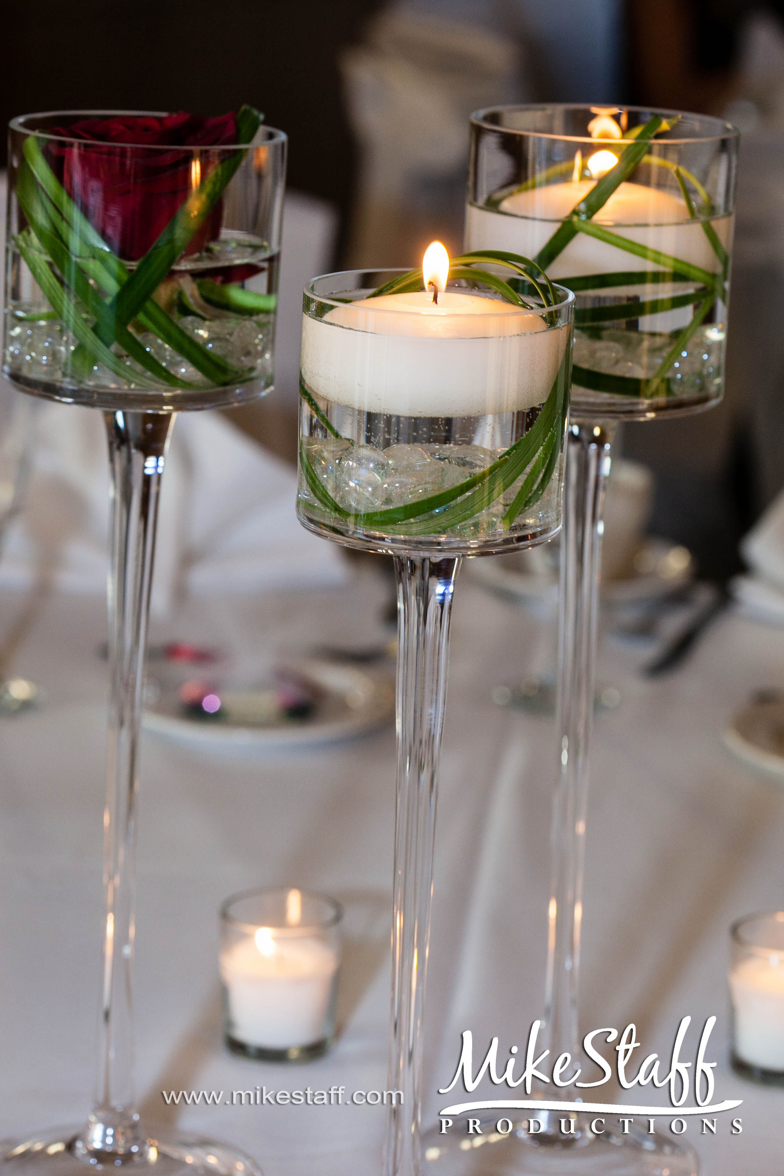 pinterest wedding table decorations candles%0A  wedding reception centerpiece  wedding reception decor  candles