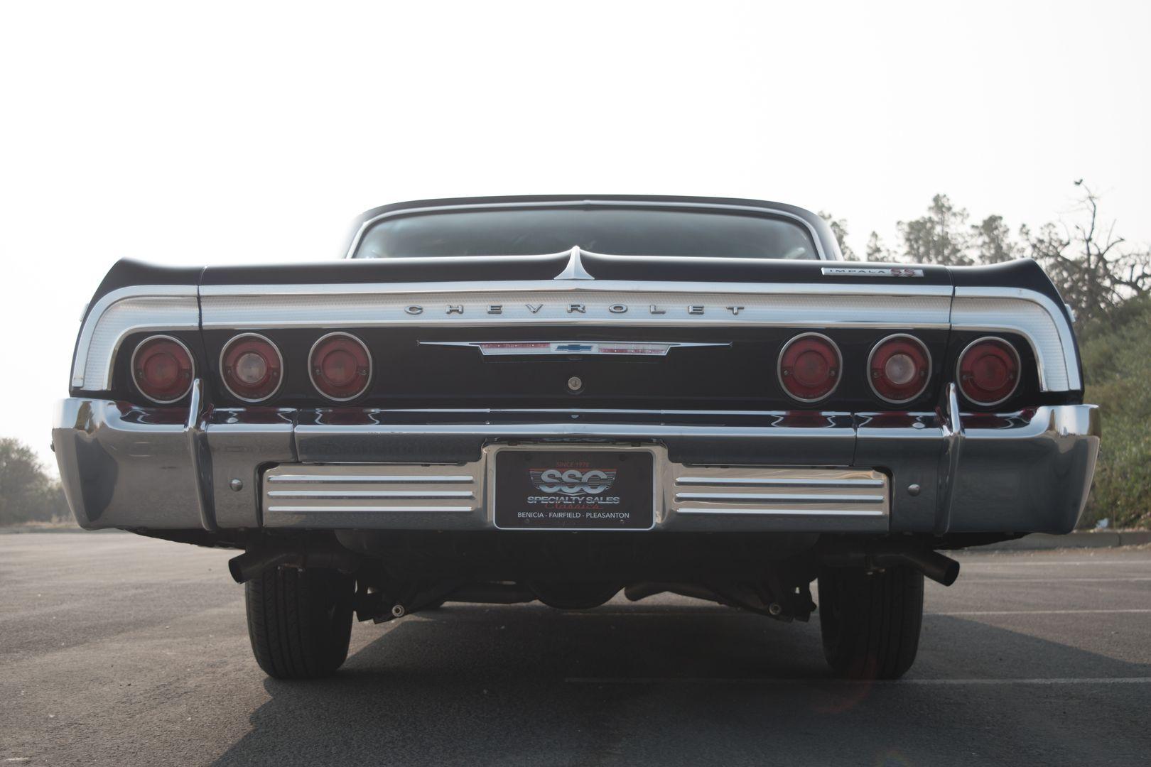 1964 Chevrolet Impala 14 Impala Chevrolet Impala Chevrolet
