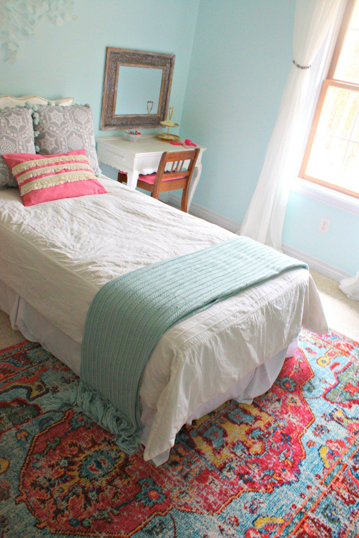 Bedrooms Boho Mermaid Bedroom Reveal u0026 ORC