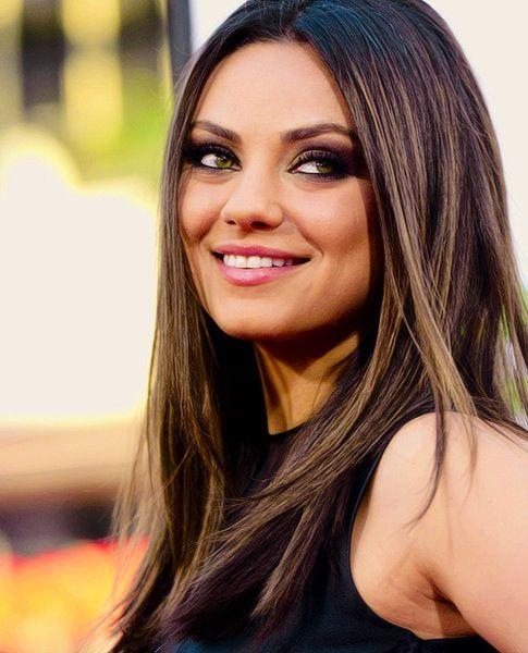 Women crush = Mila Kunis