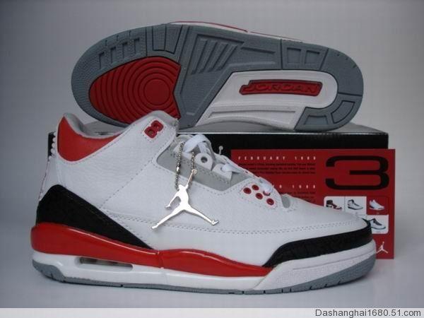 meet 8ee16 4da63 OnlyRa ** **ice 10/02/2011 AIR JORDAN RETRO 3 BLACK FIRE RED ...