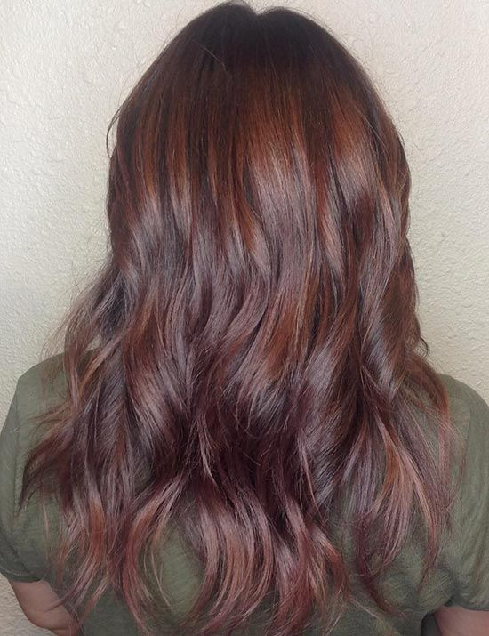 Best Of the Hair Color Auburn Red