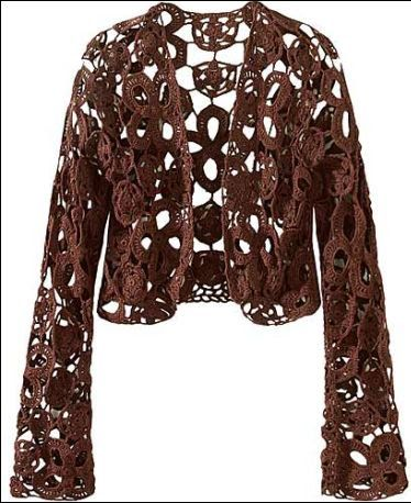 编织衣服 – 卜凡 –