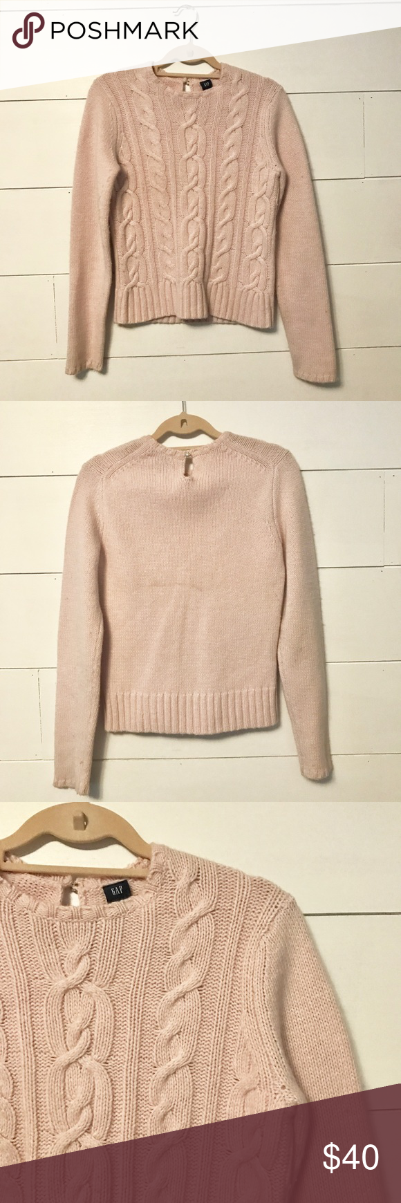 Gap Chunky Cable Knit Sweater | Chunky cable knit sweater, Cable ...