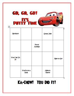 Make Something Monday: Free Potty Charts! | craft ideas | Pinterest ...