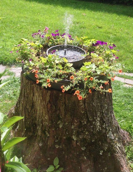 88 Amazing DIY Ideas for Decorating Your Garden Uniquely #GardenUniq #DIYGarden #GardenDecor