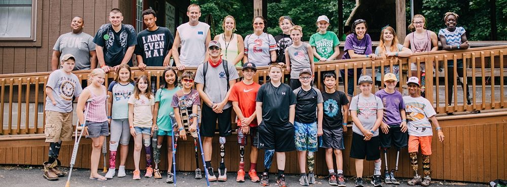 """""""2017 Youth Camp"""" Amputee Coalition of America Glassdoor"""