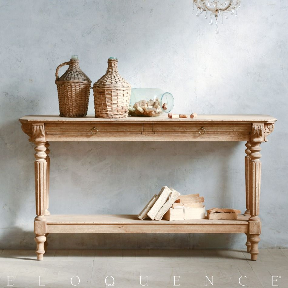 The Eloquence Avignon Console Table is the