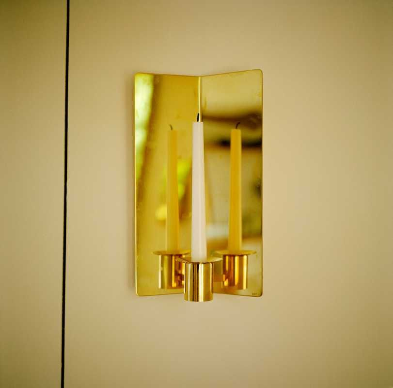 Svenskt Tenn candle sconce; the house has no electricity ... on Sconces No Electric Power id=69442