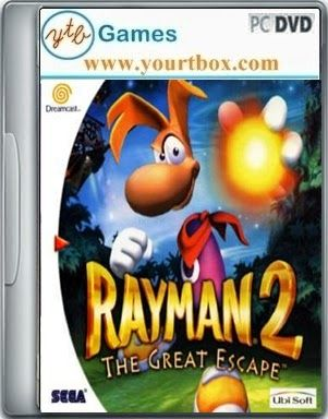 Download rayman 2: the great escape free 1. 0. 1 for iphone.