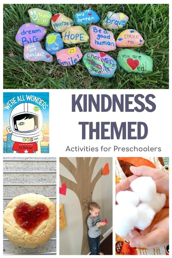 We're All Wonders Book and Kindness Activities for ...