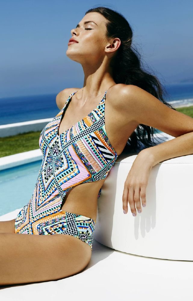 ebcc618604c http://amzn.to/2v4RjYC Jessica Simpson Swimwear, Monokini Swimsuits,