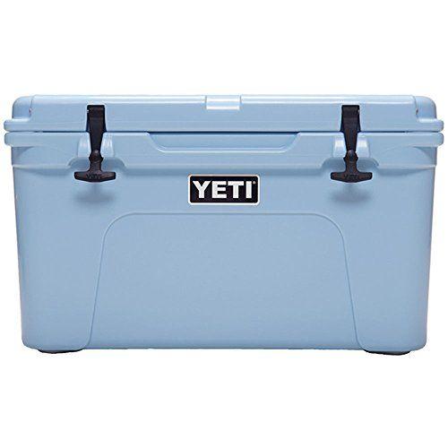 Yeti Coolers Yeti Tundra 45 Ice Blue Yeti Coolers Http Www Amazon Com Dp B00dm9a8vm Ref Cm Sw R Pi Dp I13wvb0aabc2 Yeti Tundra Yeti Tundra 45 Yeti Cooler