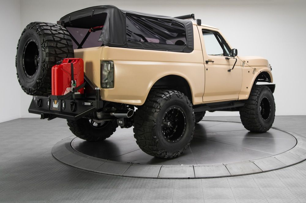 operation fearless 1991 ford bronco commemorates courage of fallen rh pinterest com