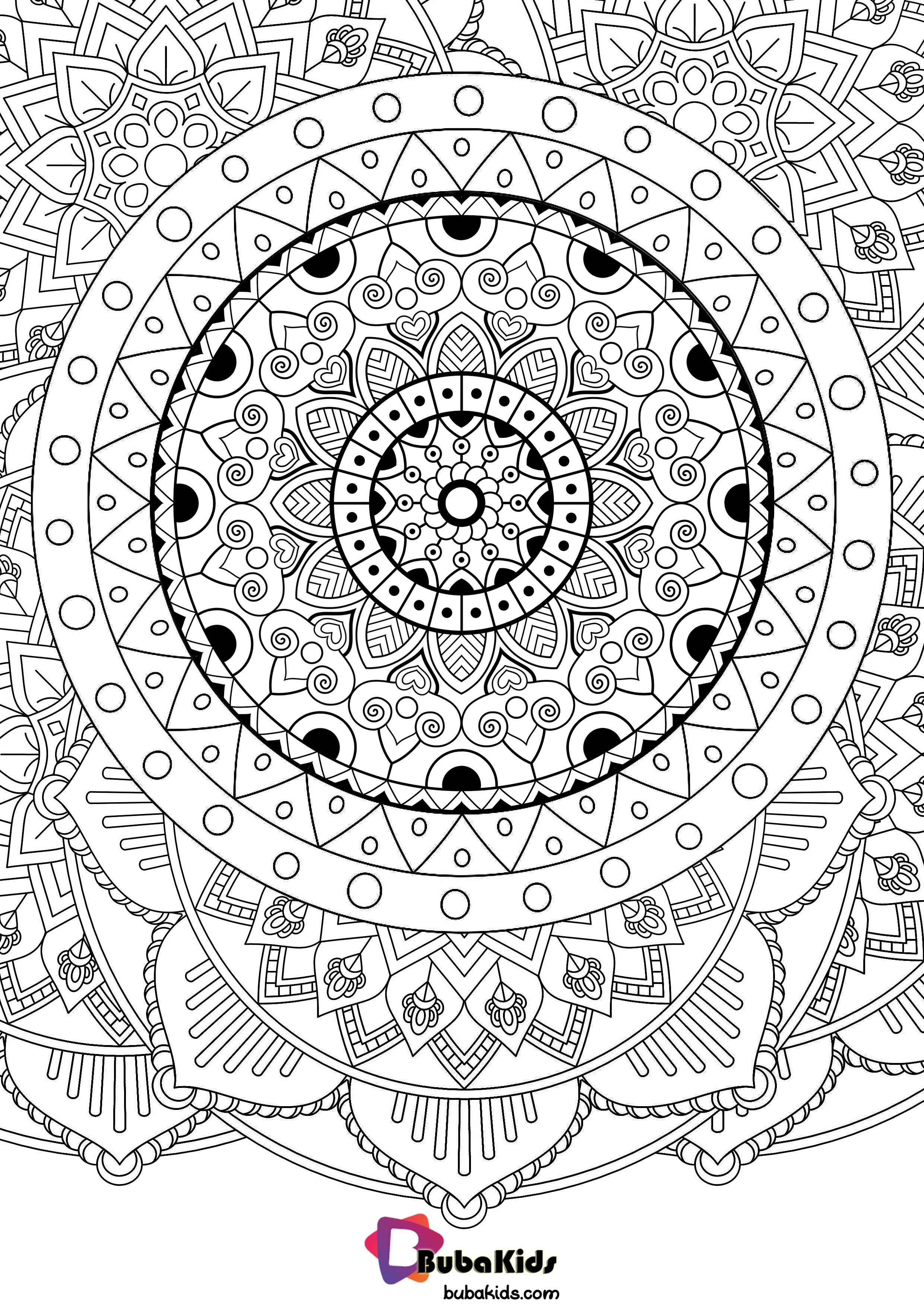 Hey Ho Let S Go Free Mandala Coloring Page Coloringpages Mandala Animal Coloring Page Mandala Coloring Mandala Coloring Pages Printable Coloring Book
