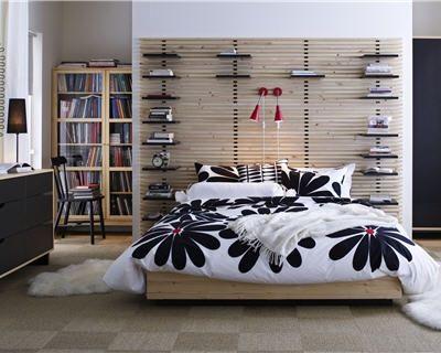 t te de lit mandal ikea chambre d 39 ami pinterest. Black Bedroom Furniture Sets. Home Design Ideas