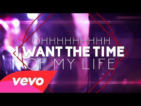 Pitbull Time Of Our Lives Lyric Ft Ne Yo Pitbull Lyrics Pop Songs Time Of Our Lives
