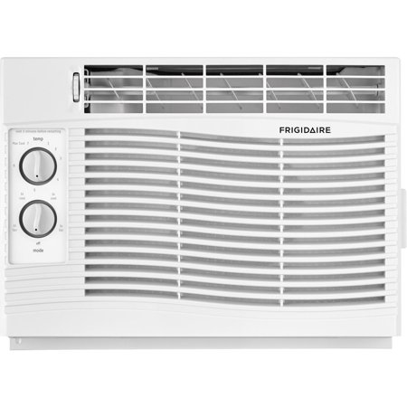 Frigidaire 5 000 Btu 115v Window Mounted Mini Compact Air Conditioner With Mechanical Controls White Compact Air Conditioner Window Air Conditioner Mechanical Room