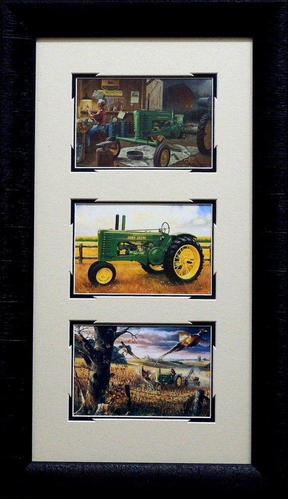 Charles Freitag John Deere Trilogy-Framed | Frame sizes and Products