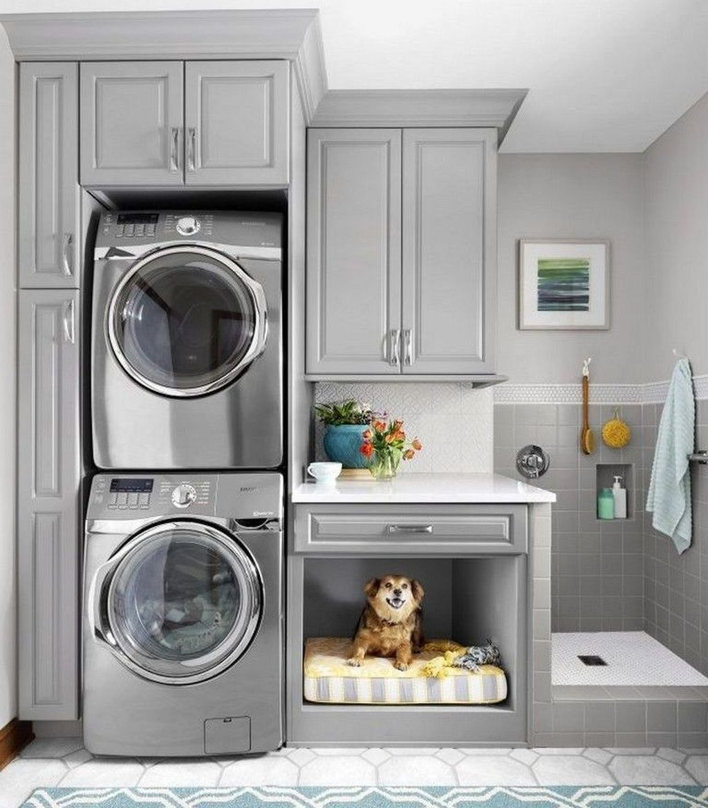 43 Simple Functional Laundry Room Ideas Home By X Laundry