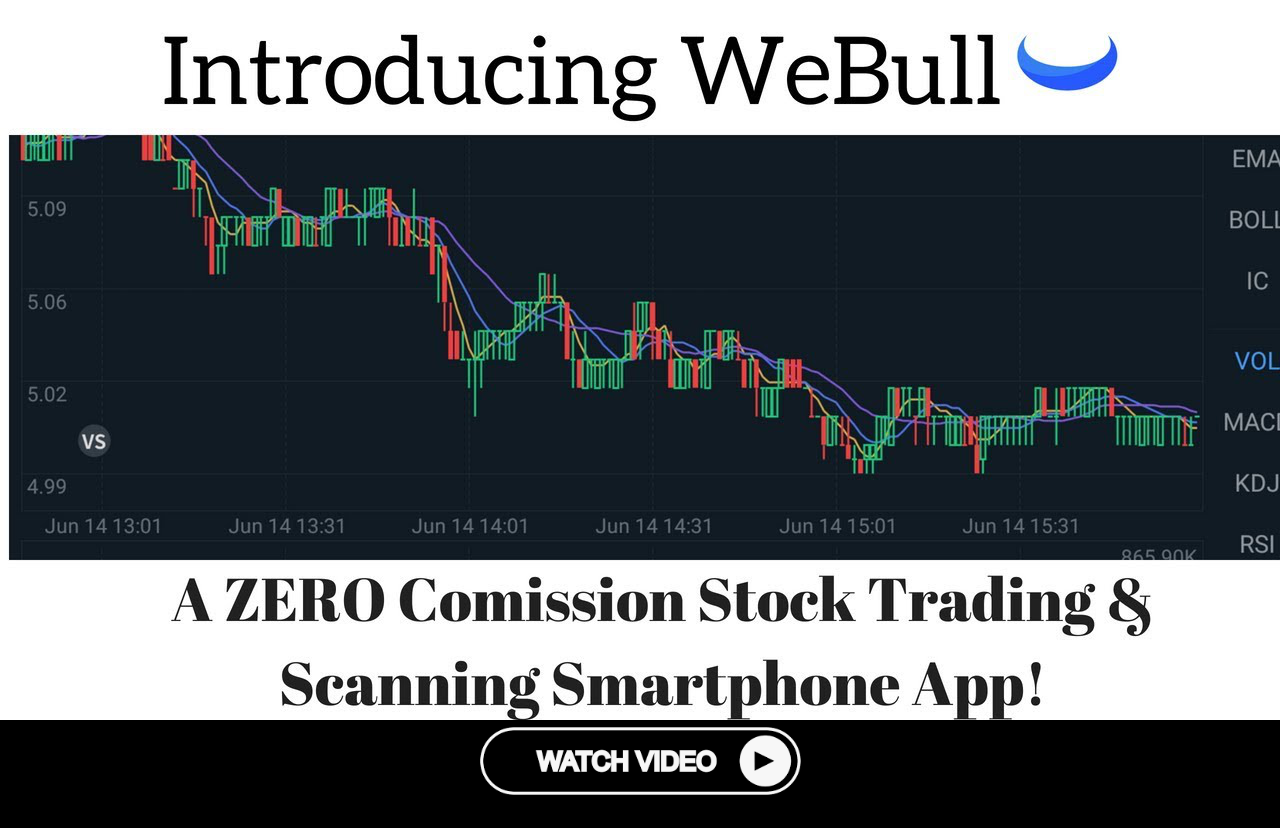 Webull This Stock Trading App Offers Zero Commissions Extended