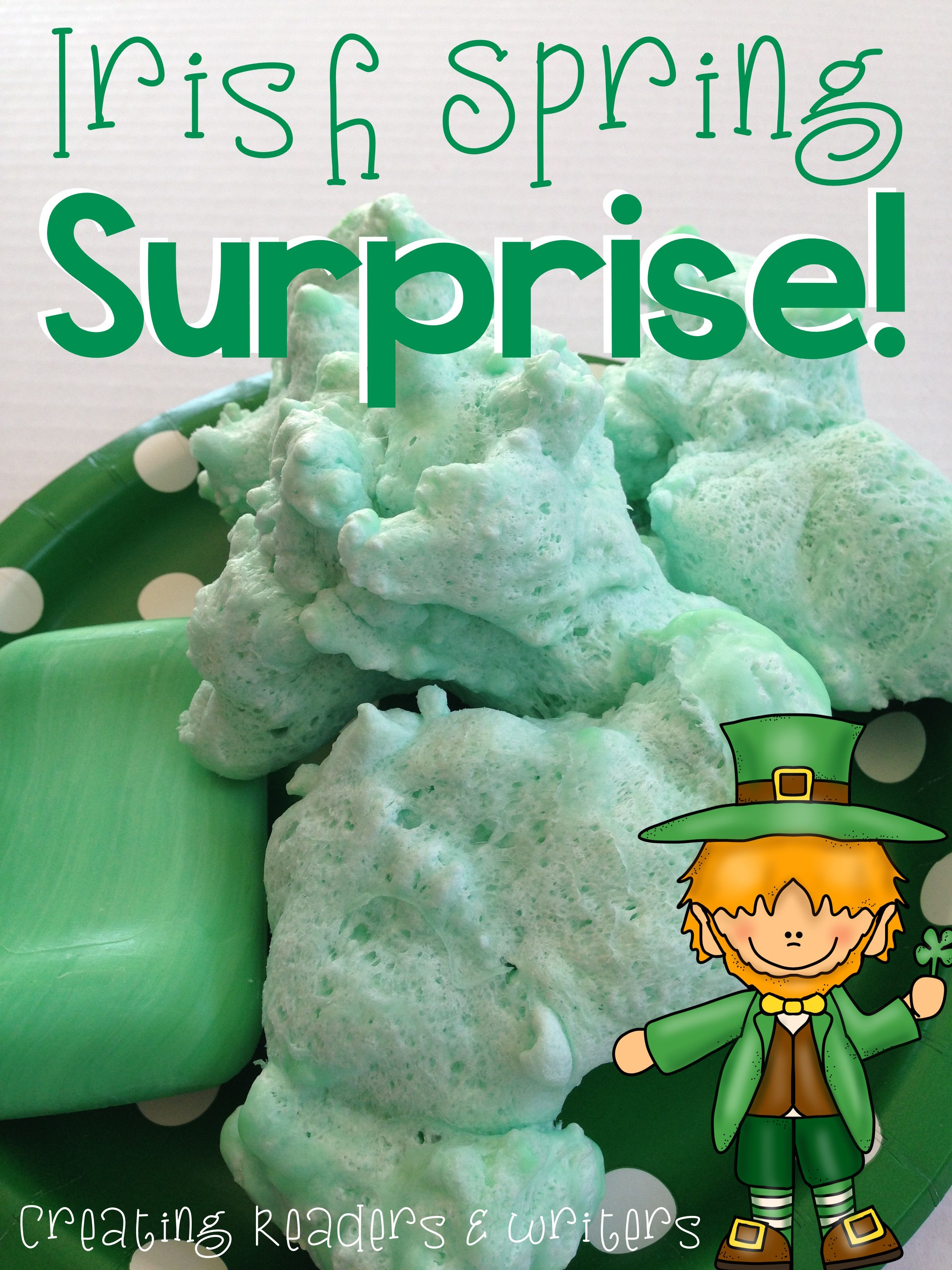 St Patrick S Day Science 5 Magical Investigations