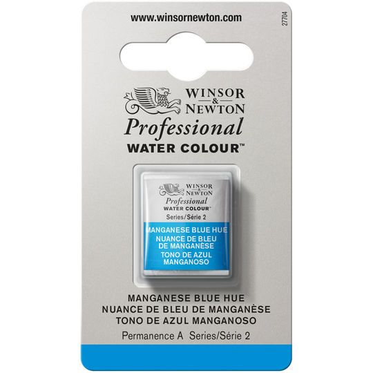Winsor Newton Professional Water Colour Paint Pan In Manganese