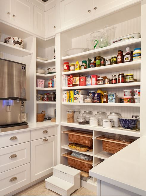 what would your dream walk in pantry look like pantry kitchen rh pinterest com