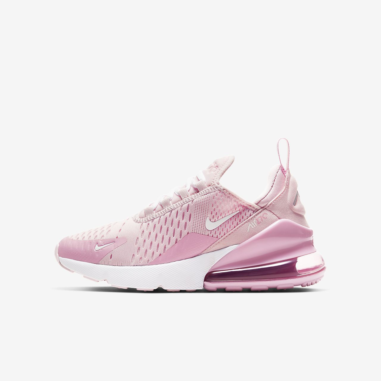 otro Humanista cable  Nike Air Max 270 Big Kids' Shoe. Nike.com in 2021 | Pink nike shoes, Cute  nike shoes, Colorful nike shoes