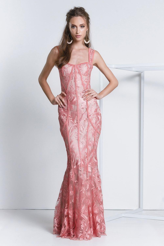 Incredible Vestidos Moda Festa E Vestido Rosa