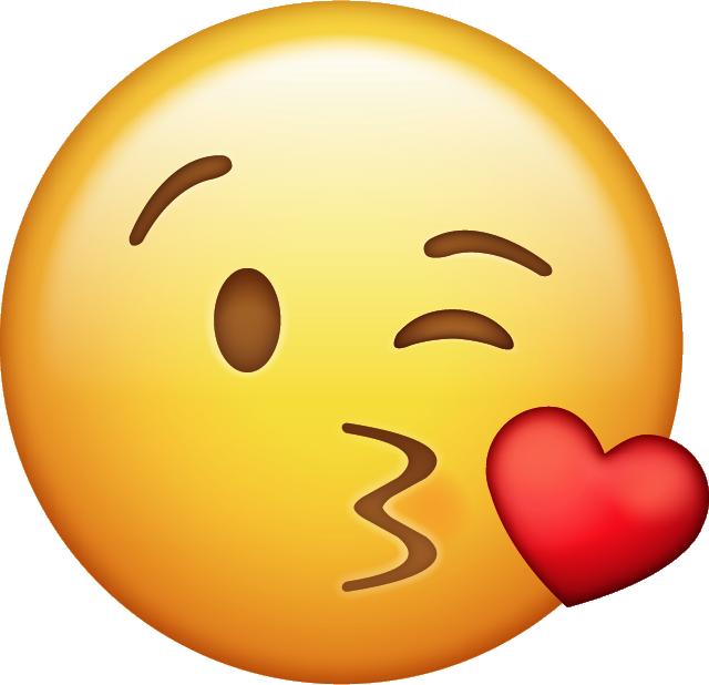 Kiss Emoji Icon 2 Png 640 618 Pixels Kiss Emoji Ios Emoji Emoji Images