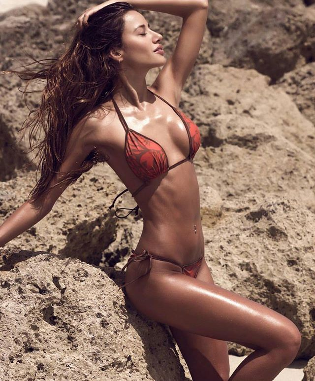 aeb5b8f6fb560 Super hot Tayna #amazing #beauty #bikini #babe #beach #love #legs #hot  #pretty #model #makeup #fashion #fit #fitness #follow #party #slim #sun  #pretty #girl ...